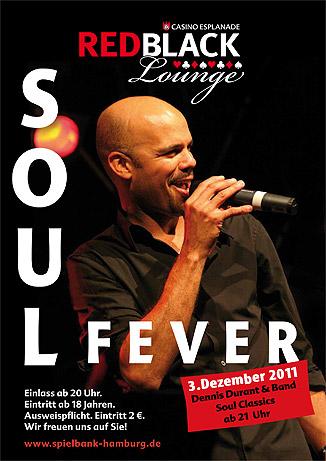 Hot Jazz & Swing beim NDR oder lieber Soul im Casino?